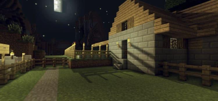 сделать ночь в Майнкрафт