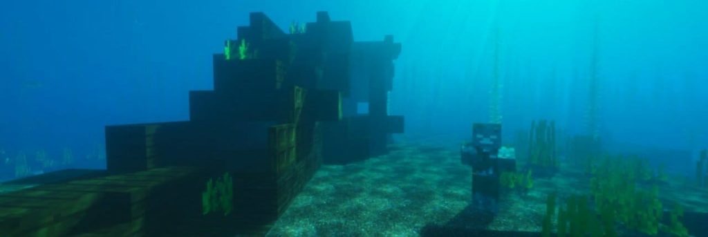 Зачарование подводник